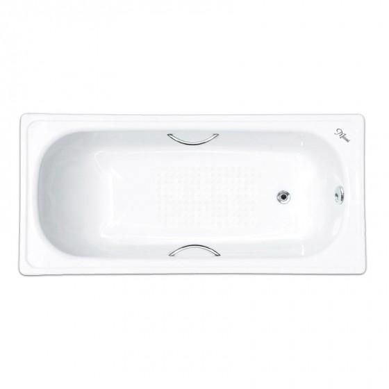 УЦЕНКА Ванна стальная Maroni SIMPLE 1500*700 с отверстиями под ручки