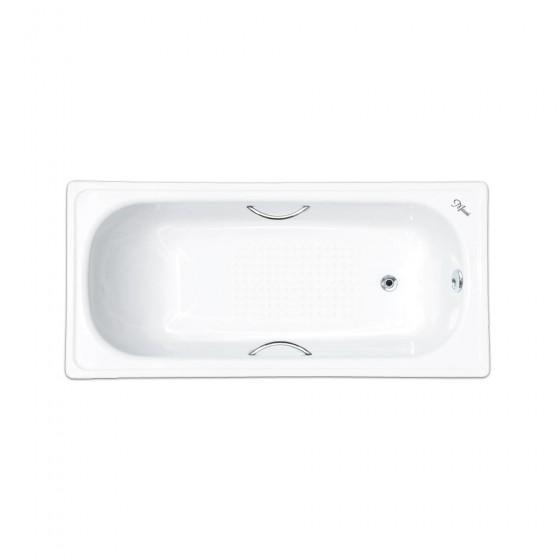 Ванна стальная Maroni Simple 1500*700 с отверстиями под ручки